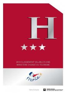 Plaque-Hotel-A4-3etoiles